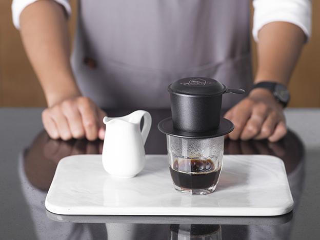 Cách pha chế cà phê PHIN ngon